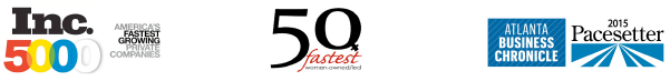 Inc 5000 - 50 Fastest Companies - Atlanta Business Chronicle